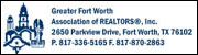 Greater Ft. Worth Association of Realtors